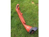 Flymo electric garden grass strimmer trimer
