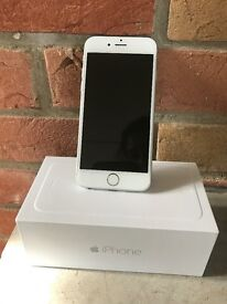 iPhone 6 128gb White - Vodafone