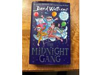 Midnight gang hard back book