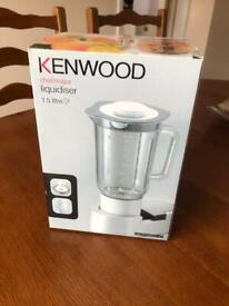 Kenwood Chef Liquidiser Attachment