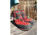 Chainsaw boots Size 12 (47) Andrew's Cervino