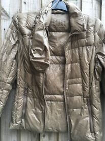Etage-Feather & Down-Lightweight Jacket-Size8-10-Only £13