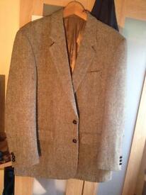 Genuine Hand Woven Harris Tweed Jacket