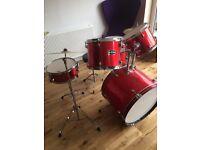 Gear4music full drum set
