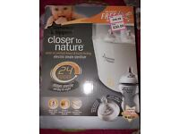 Tommie tippee electric steriliser