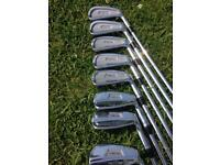 Titliest forged irons 3/pw