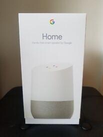 Google Home (NEW)