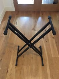 Stagg KXS-A6 Double Braced X Frame Keyboard Stand