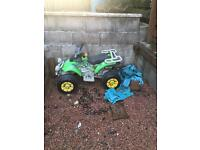 Free Kids electric quad