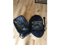 OXFORD 1 MOTOR CYCLE EXPANDER TANK BAG EXCELLENT CONDITION