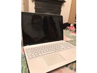 Sony Vaio 15.5 inch laptop