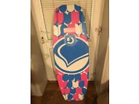 Liquid Force women's wakeboard (used) plus bag