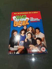 Saved by the Bell (Complete Boxset)