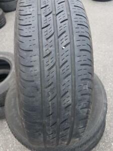 4 PNEUS ETE - CONTINENTAL 195 65 15 - 4 SUMMER TIRES