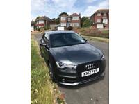 Audi A1 1.4 TSFI Sport 185 Black Edition. 3dr S Tronic
