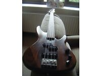 YAMAHA RBX 350 BASS GUITAR-1995-GOOD CONDITION-OFFERS CONSIDERED-POSTAGE INCLUDED