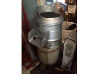 Potato washer/peeler