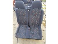 Mercedes front bench seats good condition