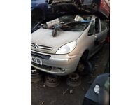 2004 CITROEN PICASSO 1.6 PETROL BREAKING FOR PARTS