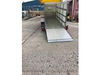 Bateson Box trailer 10 x 4 ramp tailgate