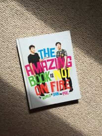 The Amazing Book Is Not On Fire by Dan and Phil