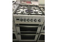 50CM WHITE STOVES GAS COOKER