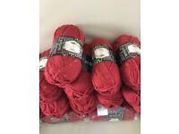 King Cole Fashion Aran knitting wool