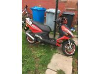 50cc moped spares or repair *ANY OFFERS*