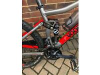 VooDoo Canzo full suspension