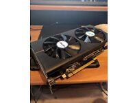 Sapphire RX 470 Nitro 8Gb, mining card. For mining only.