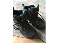 OEX walking boots