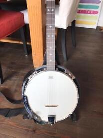 Tangelwood Union Series Banjo