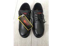New black rock shoes size 8