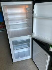 Fridge freezer - ideal if space is limited