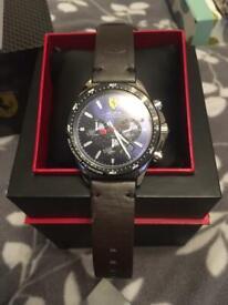 Scuderia Ferrari Pilota Chronograph Battery Watch