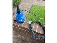 Brand new 240v submersible pump