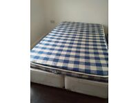 Double Diva with mattress for sale