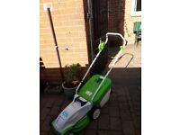 Viking me235 electric lawnmower