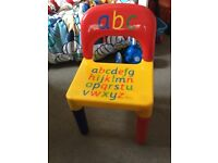 Small Kids Chair