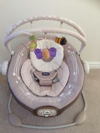 Chicco Jolie Baby Bouncer £20