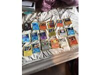 All rare Bundle of mixed Pokemon cards. About 45 cards.