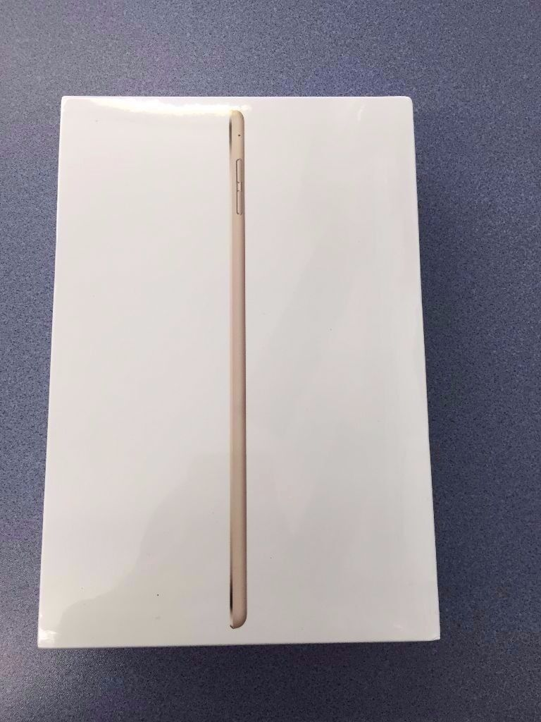 APPLE IPAD MINI 4 BRAND NEW SEALED WITH WARRANTY AND RECEIPTin Coventry, West MidlandsGumtree - APPLE IPAD MINI 4 BRAND NEW SEALED 32GB WIFI GOLD IN COLOUR FULL APPLE WARRANTY FOR TOTAL PEACE OF MIND RECEIPT WILL BE PROVIDED TEL 024 76231562 MANY THANKS
