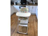 Joie High Chair - £10