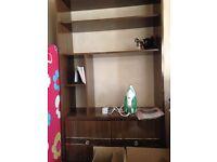 60s display cabinet vintage