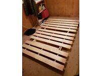 Futon Sofabed Base Double Ikea
