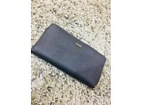 DKNY Gold Zip Purse - Brand New