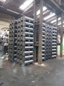 Magnum folding pallet boxes