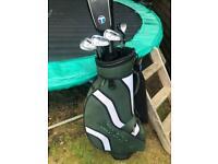 Maxfli enforcer golf clubs full set