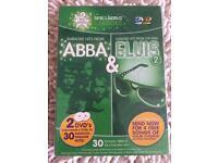 Karaoke Abba and Elvis- new
