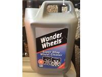 Wonder Wheela Alloy Cleaner 5 Litre